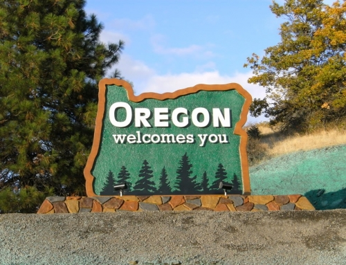 Child Friendly History of Oregon