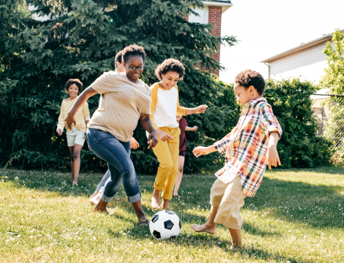 How to Help Your Child Stay Active and Healthy During COVID-19